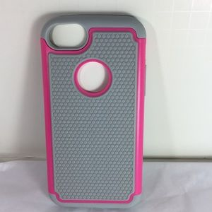 Accessories - iPhone 6-7 Durable Hybrid Case